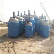 低价供应厂家回收不锈钢二手反应釜