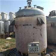长期回收处理二手10吨不锈钢反应釜