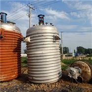 厂家回收长期调剂回收二手搪瓷反应釜