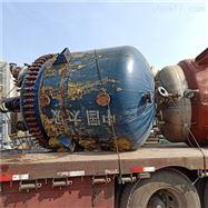 低价供应八成新转让不锈钢氢化反应釜