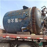 低价供应长期出售二手20立方不锈钢反应釜