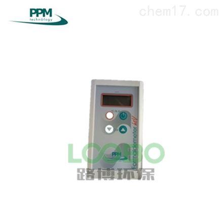 PPM甲醛检测仪