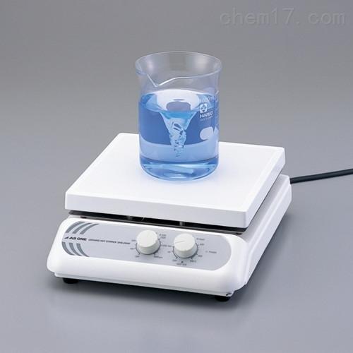 亚速旺陶瓷加热磁力搅拌机模拟式CHPS-250AF