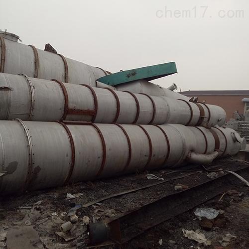 二手单效2吨蒸发器多种型号