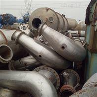 外循环二手8吨三效四体蒸发器质量