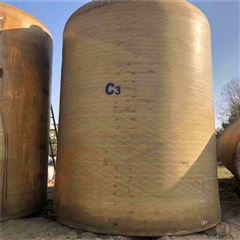 10吨 20 30 50 60吨二手防腐100吨玻璃钢储罐,盐酸40立方贮罐