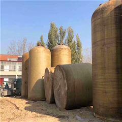 10吨 30吨二手60立方卧式不锈钢储罐,100吨盐酸储罐