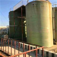 30立方 50吨100立方玻璃钢盐酸罐,二手卧式60立方储罐