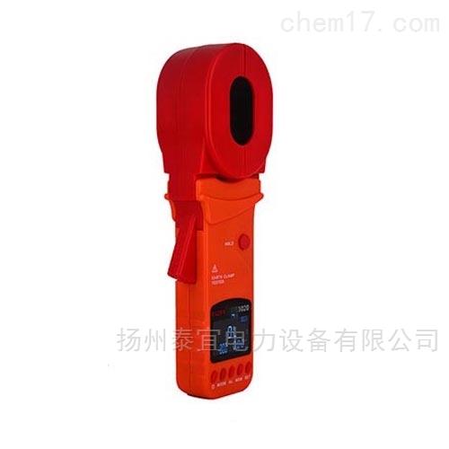 承试类五级TY-6416钳形接地电阻测试仪