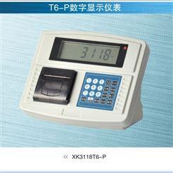 XK3118T6柯力稱重模擬儀表