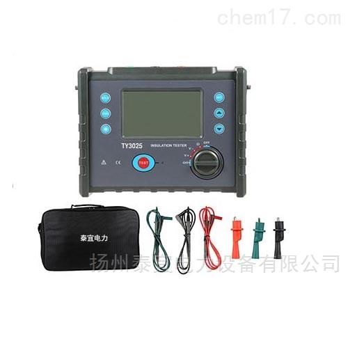 TY2550 5000V绝缘电阻测试仪