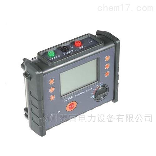 TY-5000V智能绝缘电阻测试仪