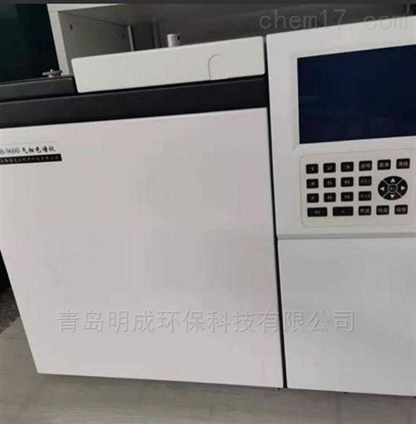 智能触摸彩屏的高端气相色谱仪LB-9600