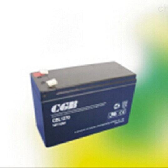 CGB长光蓄电池CBL1270免维护