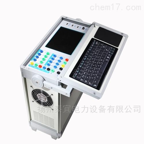 电力五级承试三相单片微机继电保护测试仪