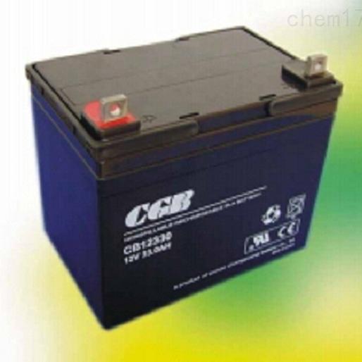 CGB长光蓄电池CBL12330含税运