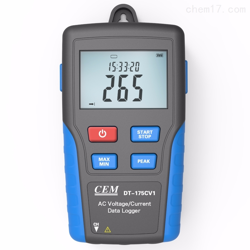 cem华盛昌DT-175CV1电流电压数据记录仪促销