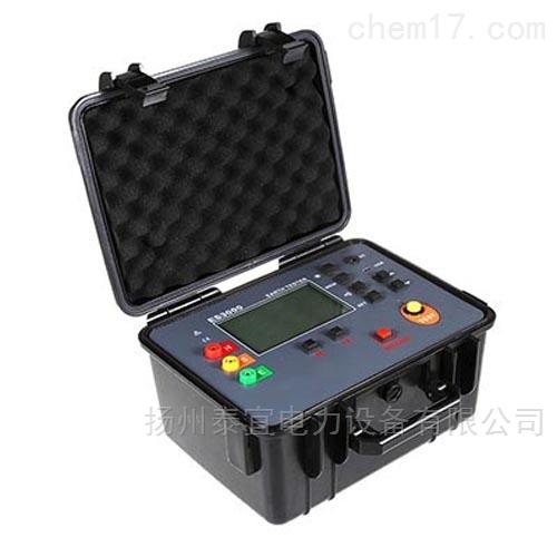 电子式接地电阻测试仪