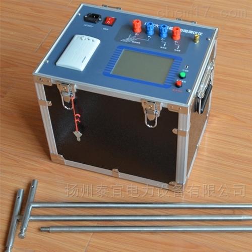 扬州泰宜大地网接地电阻测试仪