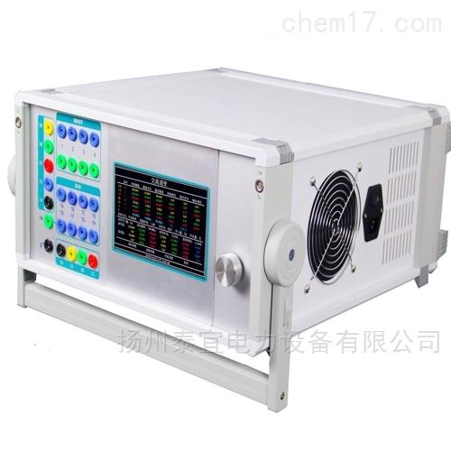 电力承试类五级多功能继电保护测试仪
