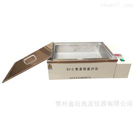 SY-2电沙浴