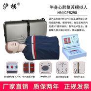 沪模-HM/CPR290心肺复苏模拟人半身