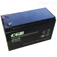 12V24WCGB长光蓄电池HR1224W免维护