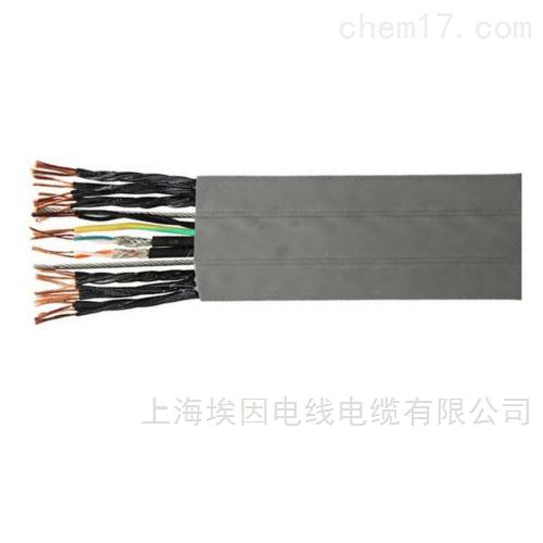扁平软电缆 起重机行车扁电缆