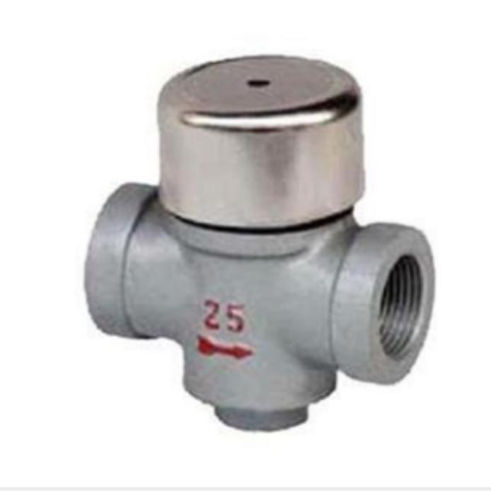 CS19H-16螺紋熱動力圓盤式蒸汽疏水閥