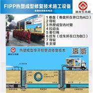 管道紫外光固化修复 FIPP热塑成型修复