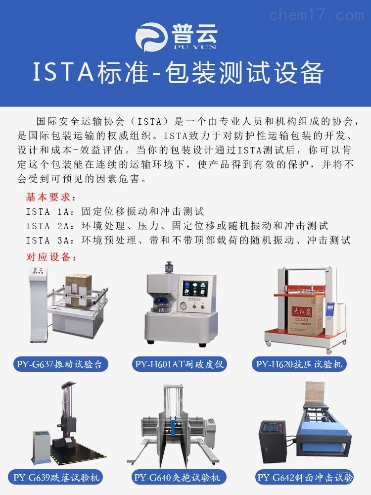 ISTA运输纸箱包装件测试标准