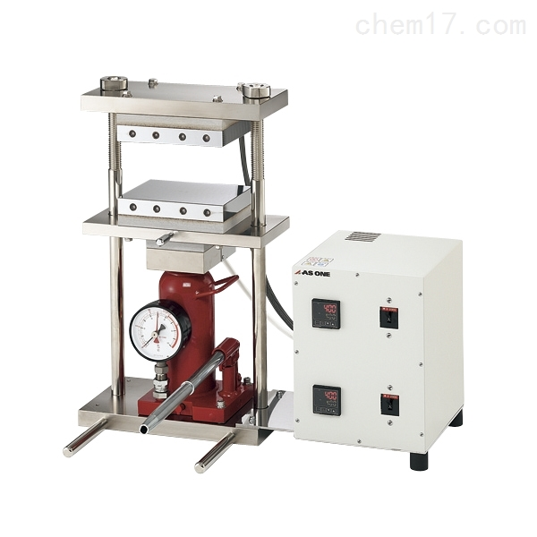 ASONE亚速旺实验室小型压力机热压型H400-05
