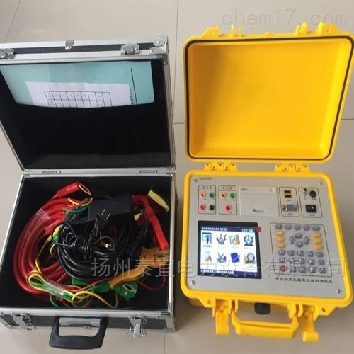 电力承试类五级变压器变比测试仪