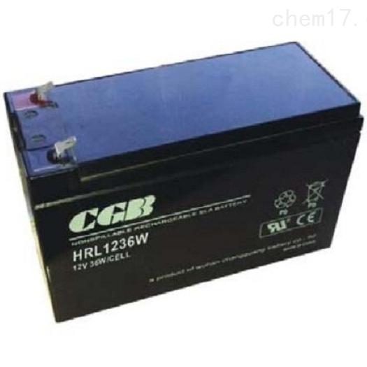 CGB长光蓄电池HRL1236W全新