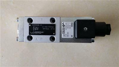 瑞士万福乐无泄漏电磁换向阀AS22061a-G24