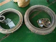 DN50耐高温异型金属缠绕垫定做