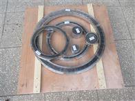 DN20定做多型号金属缠绕垫耐高压金属密合垫