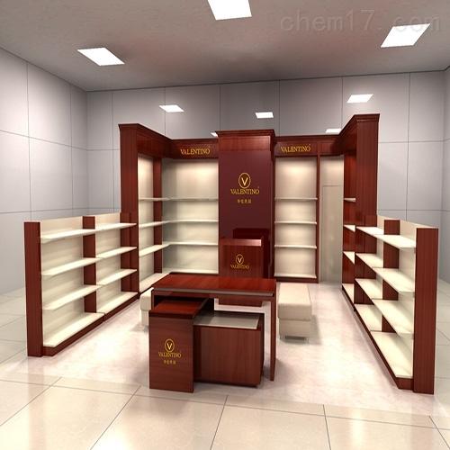 山东潍坊金泽易展柜喷漆展柜眼镜展示柜鞋