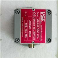 德国原装VSE流量计VS4GPO12V 32N11/6现货