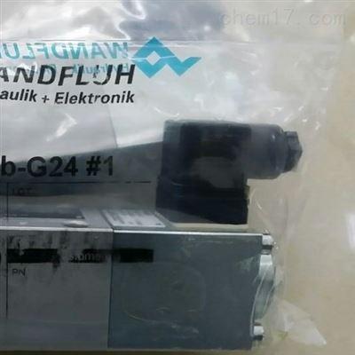 瑞士WANDFLUH万福乐电磁阀AS22100b-G24