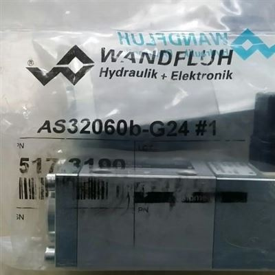 瑞士万福乐Wandfluh电磁阀AS22100B-G24
