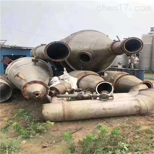 转让二手3吨钛材MVR蒸发器价格