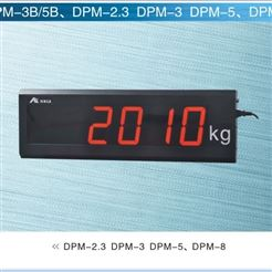 DPM-3B柯力稱重大屏幕顯示器