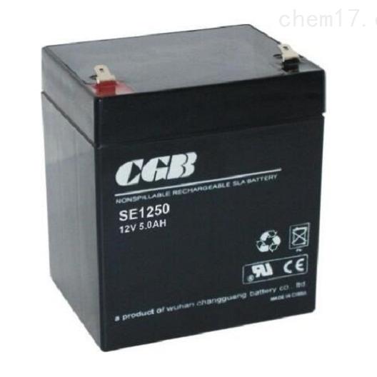 CGB长光蓄电池SE1250报价