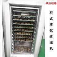 汕头鲍鱼液氮速冻柜厂家