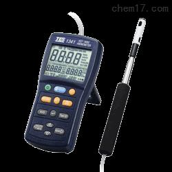 TES-1340台湾泰仕热线式风速仪