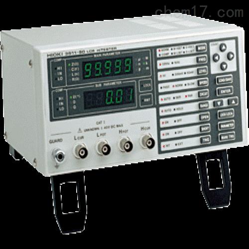 日置HIOKI精巧LCR测试仪高速测量