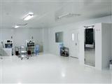 JH-FLS-1200广州外冷板内不锈钢风淋室人淋通道