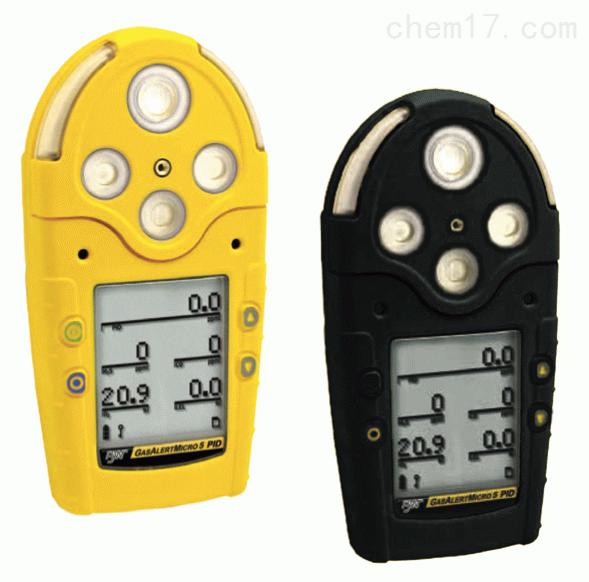 加拿大BW多种气体检测仪 GAMIC-5系列