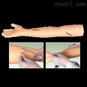 高级外科缝合手臂模型|临床诊断实训模型